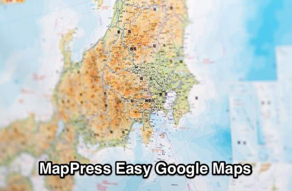 MapPress Easy Google Maps5