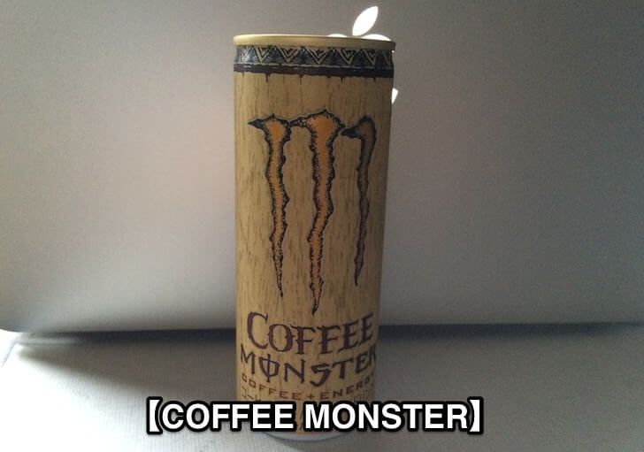 【COFFEE MONSTER】