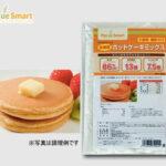 鳥越製粉_ショッピングweb_商品詳細_低糖質ホットケーキミックス