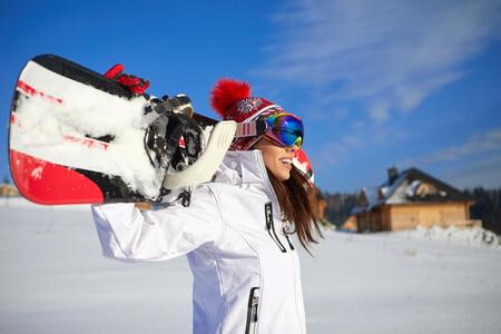 スノーボード初心者が一人で