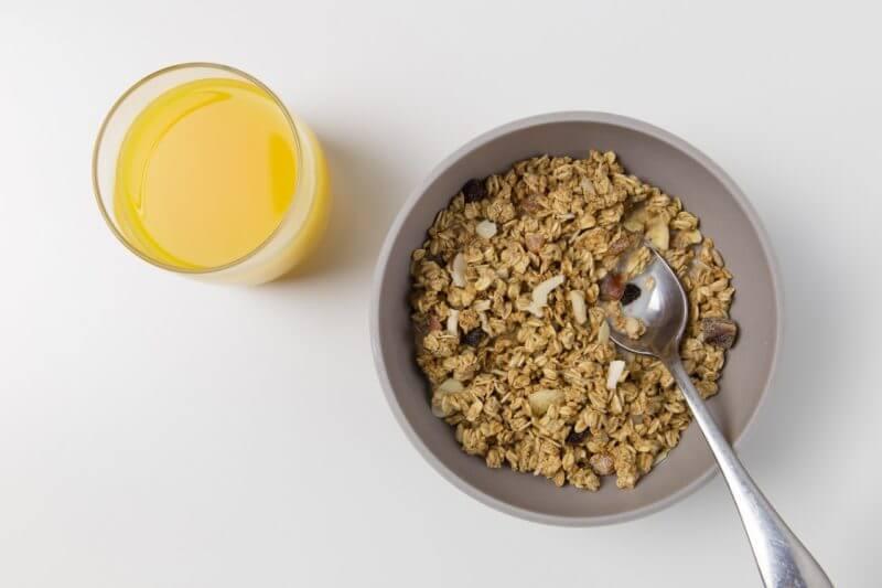 スーパー大麦に含まれる水溶性食物繊維