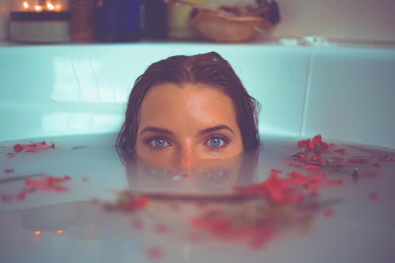 筋トレや運動後のお風呂の疲労回復効果|入浴剤