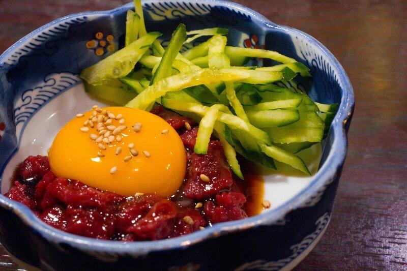 【居酒屋】食材・調理法を選べる