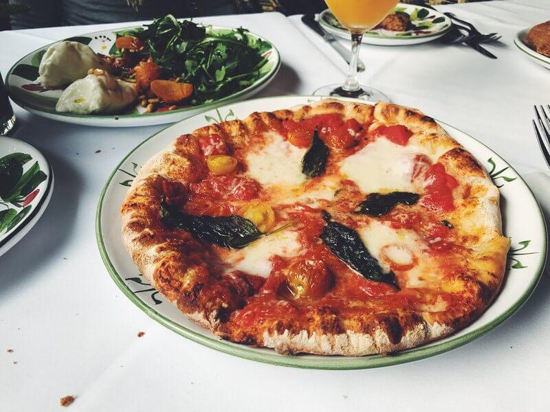 【イタリア料理】脂質少なめの食材を選ぶ