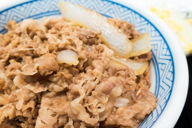 【牛丼チェーン】ダイエットメニュー以外NG