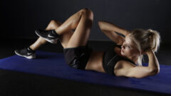 ボディメイクの原理原則は食事・運動・休息
